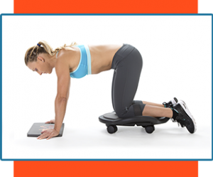 Abdolly lower ab exercise