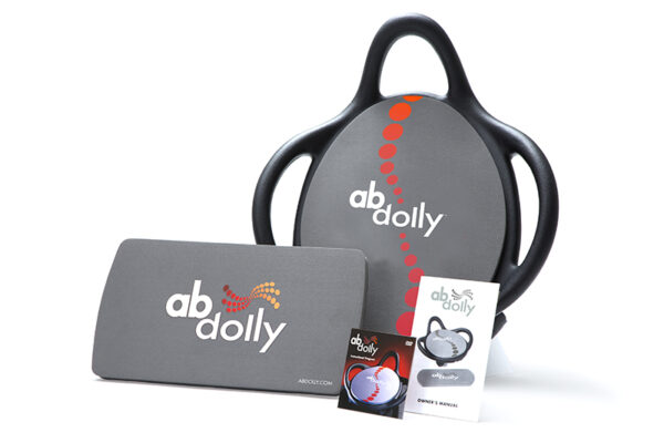 Get great abs with AB Dolly Workout Systerm