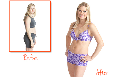 Weight loss success with Ab dolly